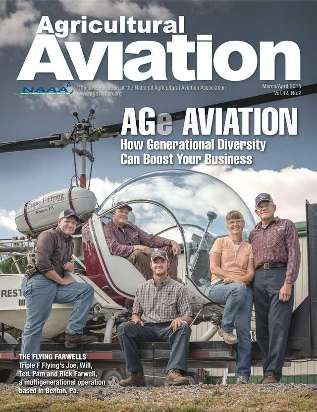 Read Agricultural Aviation Online Magazine