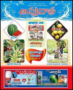 Annadata Magazine: Read Annadata Telugu Magazine Free Online
