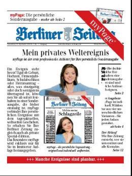 Berlienr Zeitung