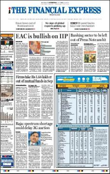 Financial Express Epaper