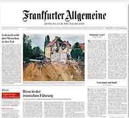 Frankfurter allgemeine zeitung online