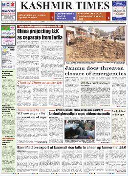 Read Kashmir Times Newspaper