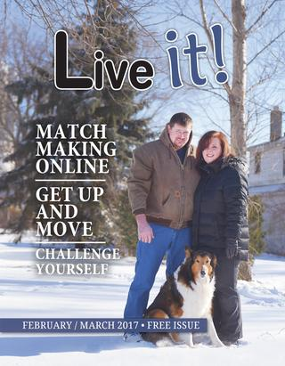 Read Live it Online Magazine