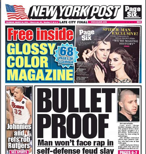 New York Post epaper
