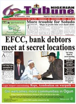 nigerian papers online Epunchng - most read newspaper in nigeria saturday, december 16, 2017.