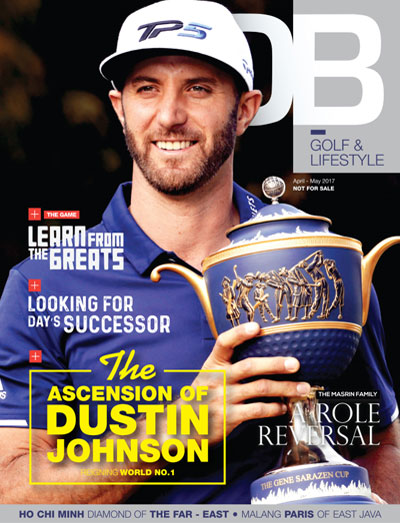 Read OB Golf and Lifestyle Online Magazine